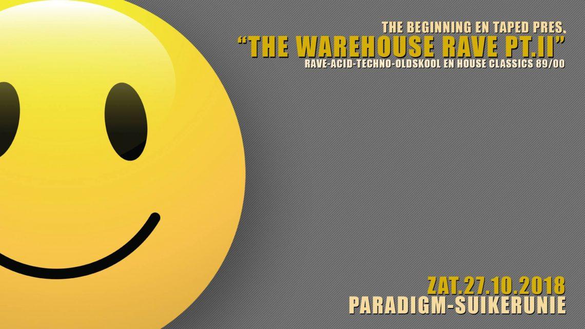 Paradigm: The Beginning X Taped