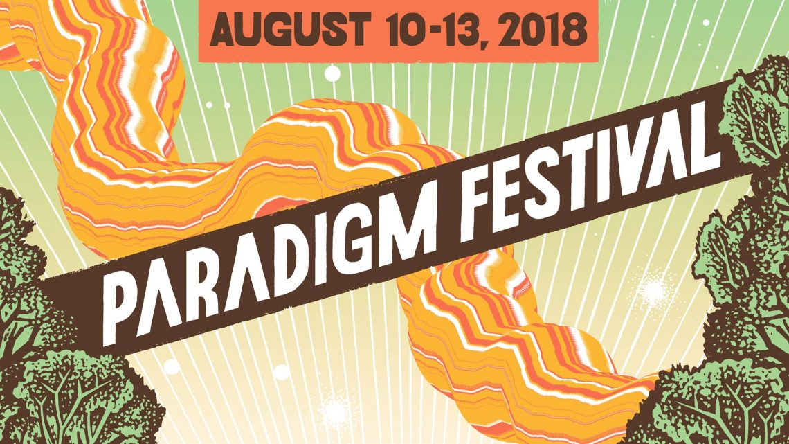 PARADIGM FESTIVAL 2018 – FULL LINE-UP
