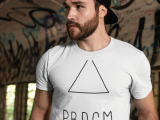 Paradigmfestival Tshirt PRDGM White edtion his and hers